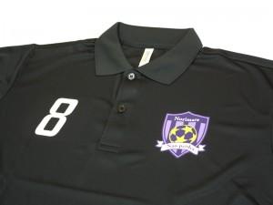 ポロシャツ胸番号・胸ナンバー