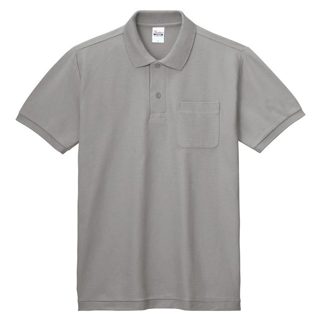 00100-VP T/Cポロシャツ