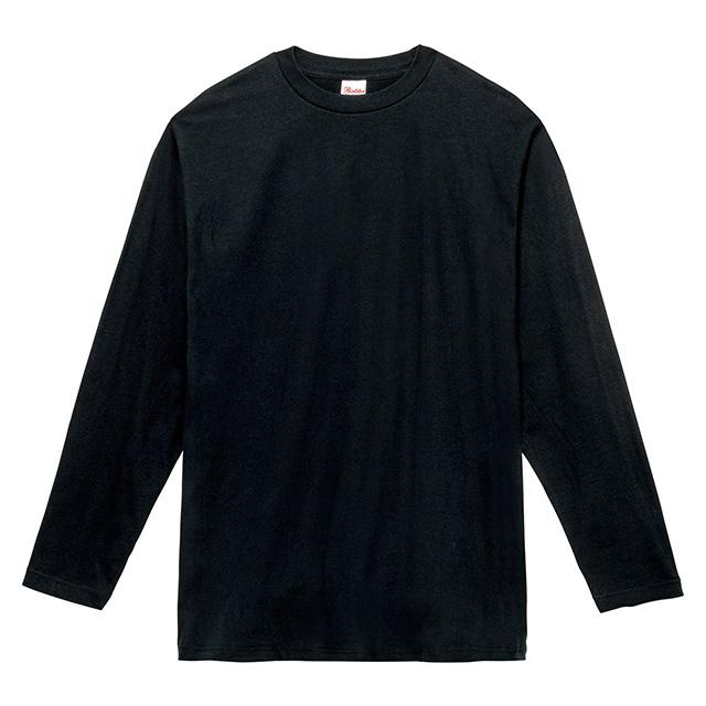 00102-CVL 5.6オンス ヘビーウェイト長袖Tシャツ