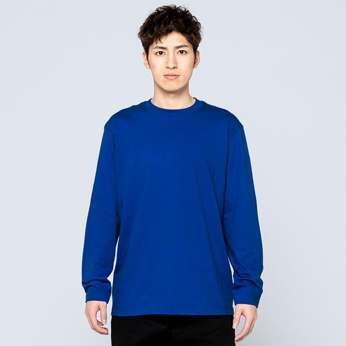 00102-CVL ヘビーウェイト長袖Tシャツ
