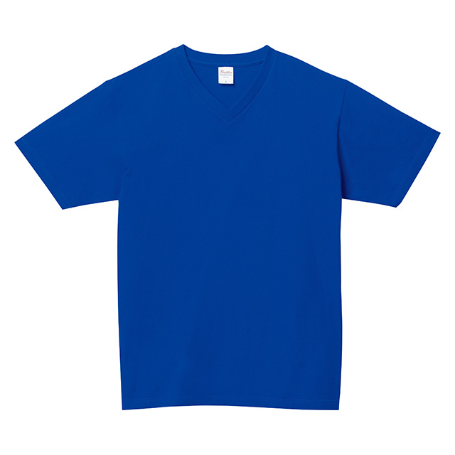 00108-VCT ヘビーウェイト VネックTシャツ