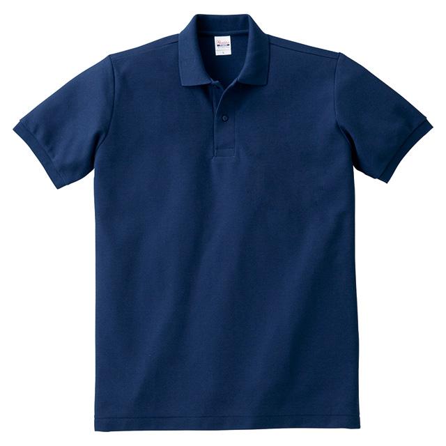 00141-NVP 5.8オンス T/Cポロシャツ(ポケット無し)