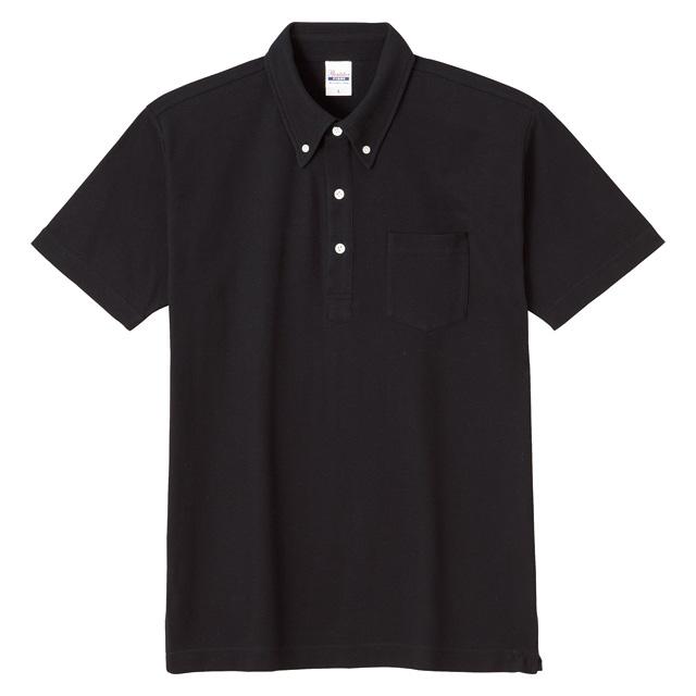 00225-SBP 5.3オンス スタンダードB/Dポロシャツ(ポケット付)