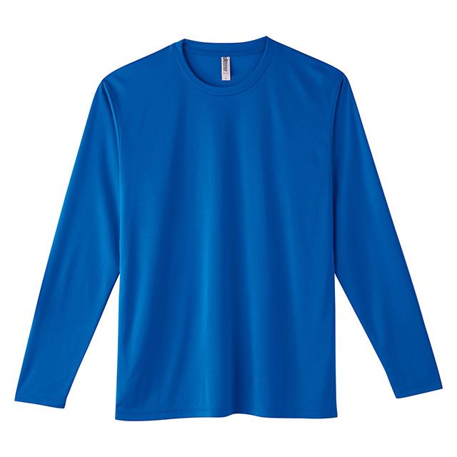 00352-AIL インターロックドライ長袖Tシャツ