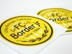 No.15041401 ラバーエンブレム FC Border Jr様