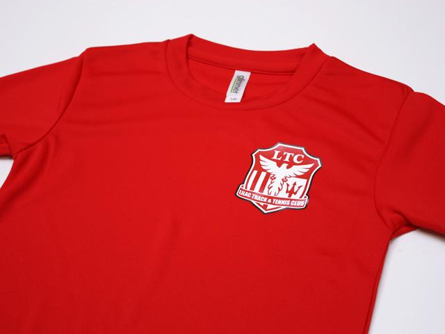 サッカーエンブレム オリジナルTシャツ