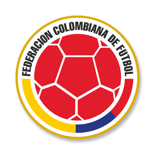 コロンビア代表サッカーエンブレム