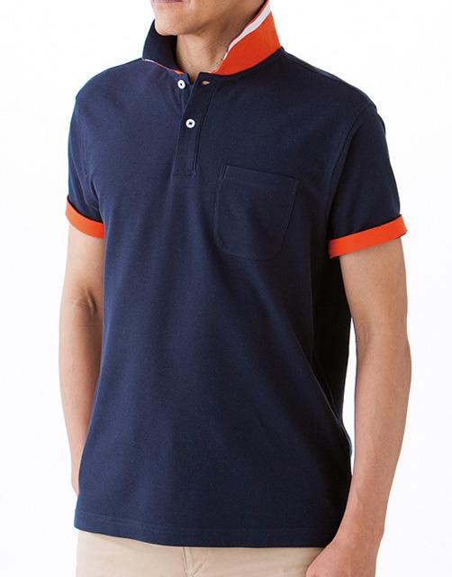 MS3116 2WAYカラーポロシャツ