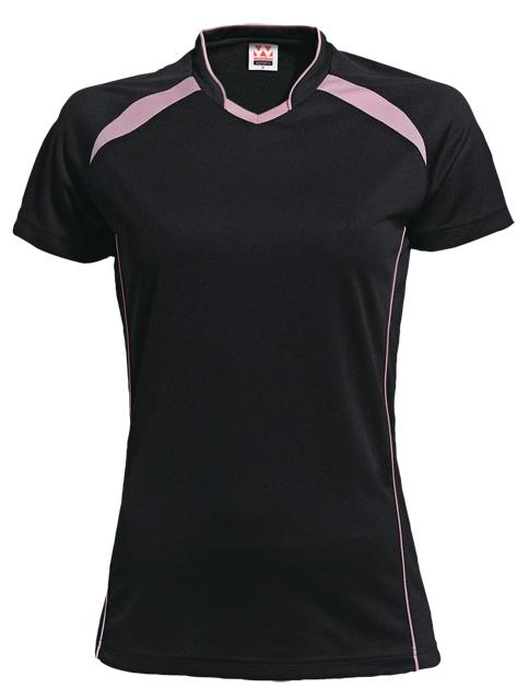 P-1620 ウィメンズ バレーボールシャツ