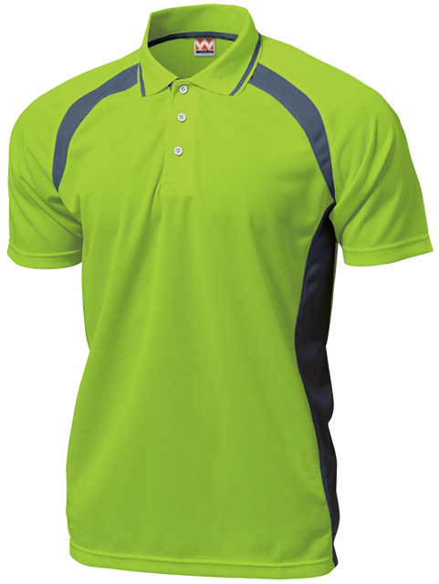 P-1710 ベーシックテニスシャツ