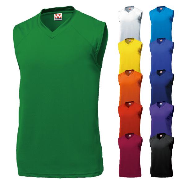 P-1810 ベーシックバスケットシャツ