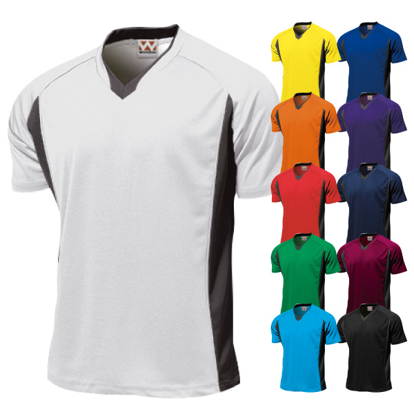P-1910 ベーシックサッカーシャツ
