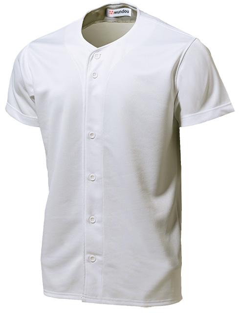 P-2700 ベーシックベースボールシャツ