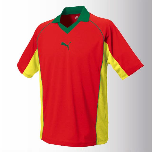 PR305T PR305TJ 半袖ゲームシャツ 襟付