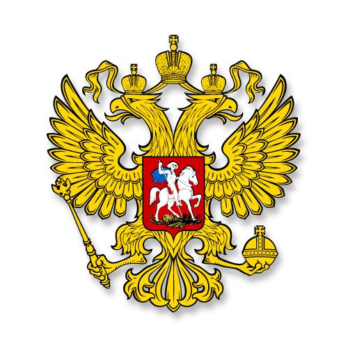 ロシア代表サッカーエンブレム