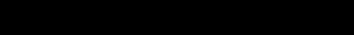 欧文/PCゴシック系016