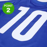 胸番号・背番号Tシャツ